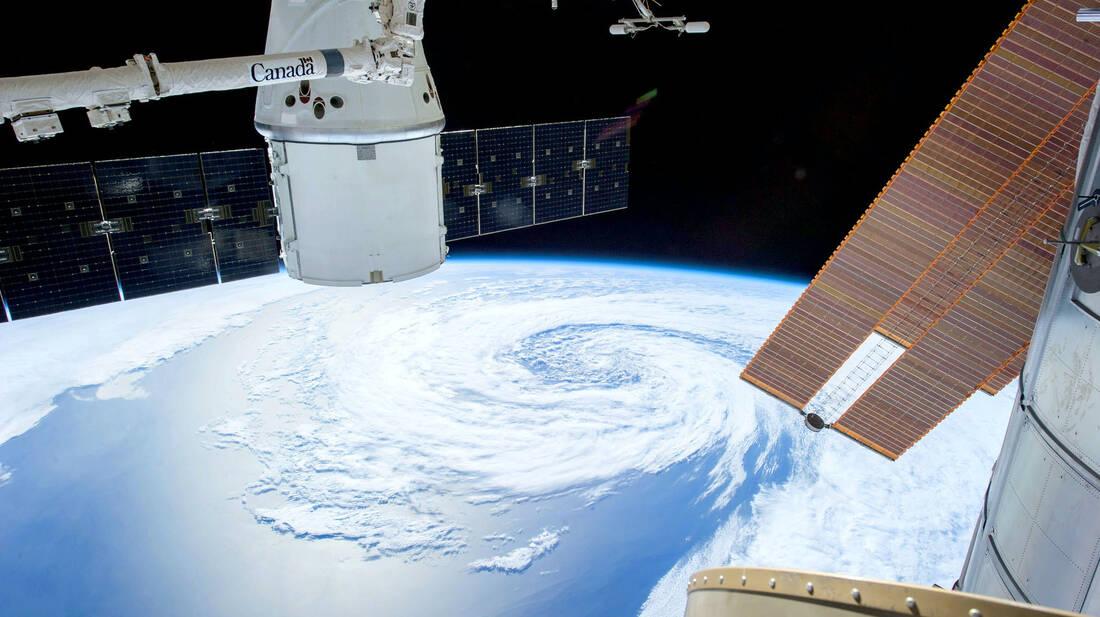 Πώς οι δορυφόροι έγιναν το μεγαλύτερο όπλο μας απέναντι στις φυσικές καταστροφές