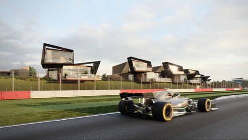 Θα έμενες μέσα στην πίστα του Silverstone;