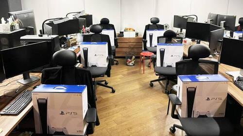 Αυτό το αφεντικό έκανε δώρο PS5 στους 260 υπαλλήλους του