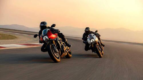 Triumph Speed Triple RR: Ποιος είπε ότι τα cafe racer είναι μόνο εμφάνιση;
