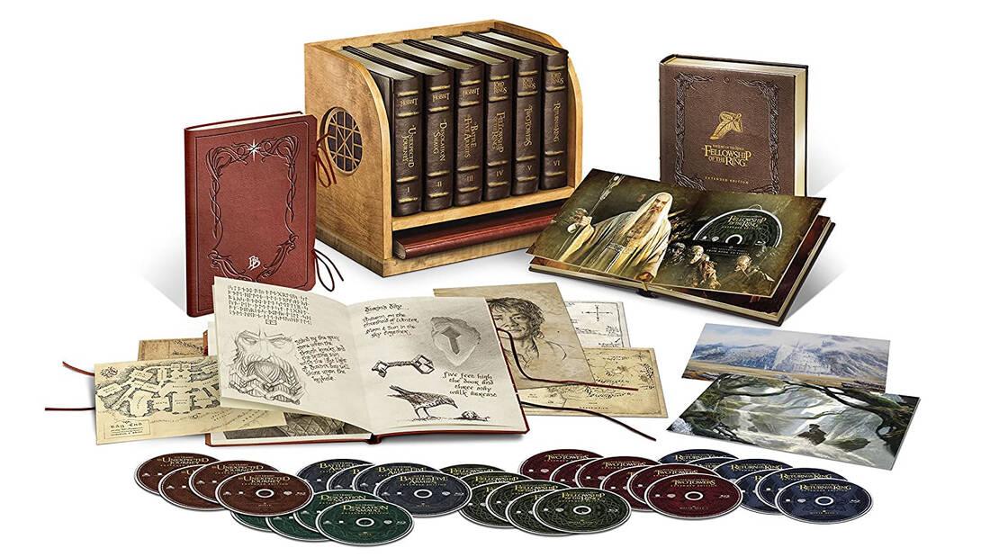Lord Of the Rings: Αυτό το limited box set θα σου κοστίσει περίπου 1500 ευρώ