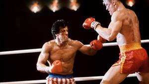 Βγάλτους όλους νοκ άουτ με τα γάντια του Rocky Balboa