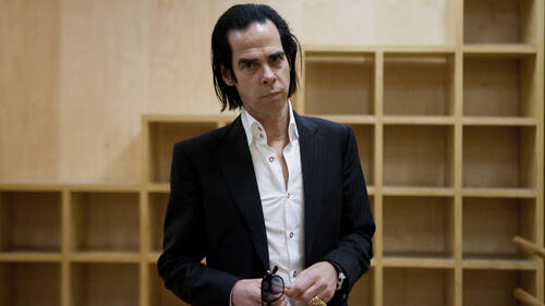 Nick Cave: Ο γνήσιος πατέρας της ανεξερεύνητης σκοτεινής πλευράς της μουσικής