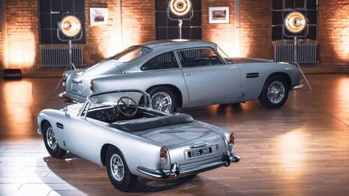 Μακάρι να ήμασταν και πάλι παιδιά για να παίξουμε με αυτή την Aston Martin