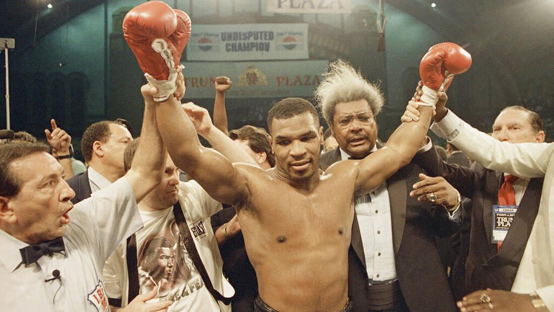 Στην ηλικία των 12 ετών ο Mike Tyson έδερνε τους γονείς των συμμαθητών του
