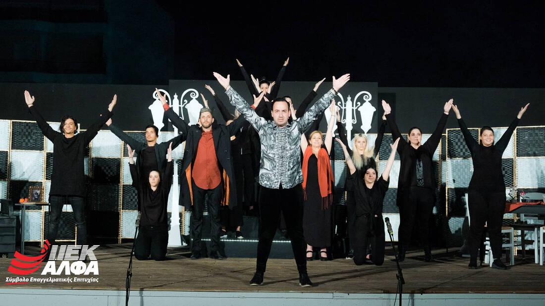Στον Τομέα Καλλιτεχνικών Σπουδών του ΙΕΚ ΑΛΦΑ, ο καταξιωμένος μουσικός Μαυρίκιος Μαυρικίου