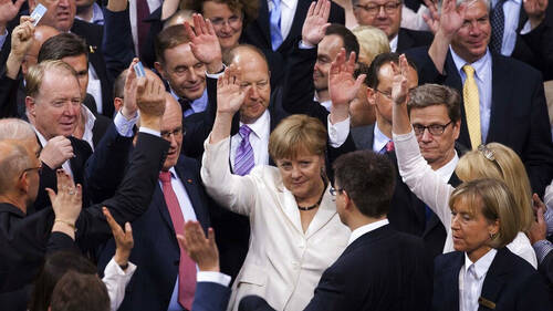 Angela Merkel: Το τέλος μιας εποχής εύθραυστης ισορροπίας;