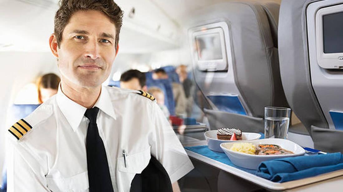 Σε άλλα νέα οι πιλότοι δεν πρέπει να τρώνε το ίδιο φαγητό και υπάρχει λόγος