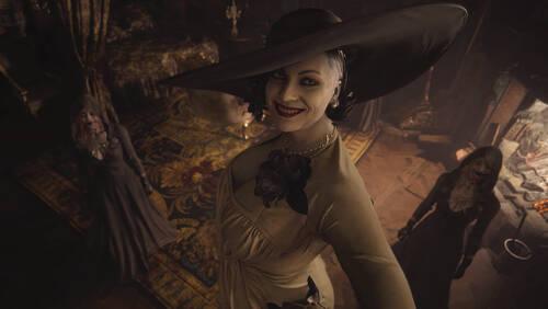Η Lady Dimitrescu του Resident Evil Village θα έκανε τον Σαίξπηρ περήφανο