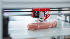 To 3D-printed κοτόπουλο μπορεί να σου αλλάξει την άποψη για το φαγητό