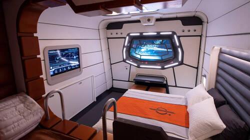 Το Galactic Star Cruiser θα σου προσφέρει την πιο αξέχαστη Star Wars εμπειρία