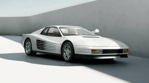 Πώς θα ήταν άραγε η Ferrari Testarossa αν έβγαινε τώρα από το Maranello;