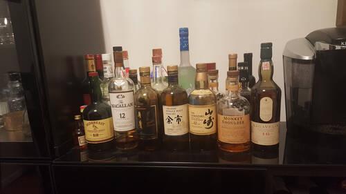 Πώς θα φροντίσεις τα μπουκάλια του whisky που έχεις στην κάβα σου