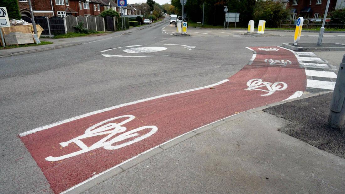 Στην Αγγλία έφτιαξαν έναν ποδηλατόδρομο χειρότερο κι από τον Μεγάλο Περίπατο