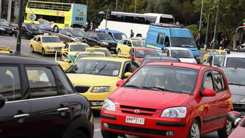 Νέος Δακτύλιος: Ποια οχήματα θα κυκλοφορούν ελεύθερα στο κέντρο της Αθήνας από 25 Οκτωβρίου