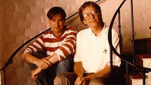 Πώς ο Bill Gates έσωσε το 1997 την Apple με ένα δάνειο 200 εκ. δολαρίων