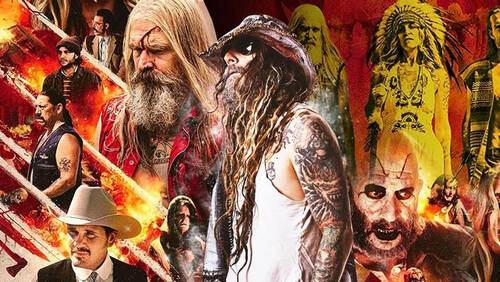 Ο Rob Zombie γυρίζει νέα ταινία και μας θυμίζει τα παλιά