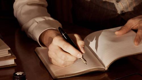 Η πένα δεν έχει πλέον θέση στα αντρικά σακάκια