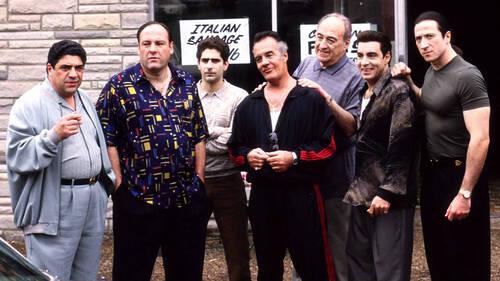 O James Gandolfini κάποτε υποδύθηκε τον Tony Soprano για έναν τραυματισμένο στρατιώτη