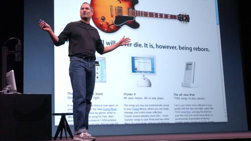 Πώς το iPod άλλαξε την μουσική μιας ολόκληρης γενιάς
